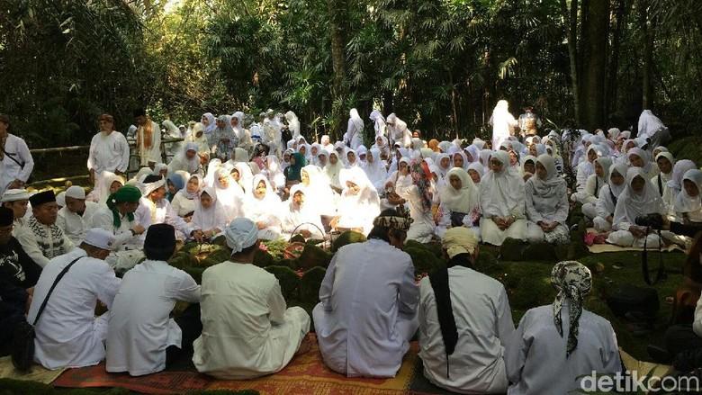 Tradisi Nyepuh di Ciamis mensucikan diri menjelang bulan ramadan (Dadang Hermansyah/detikTravel)