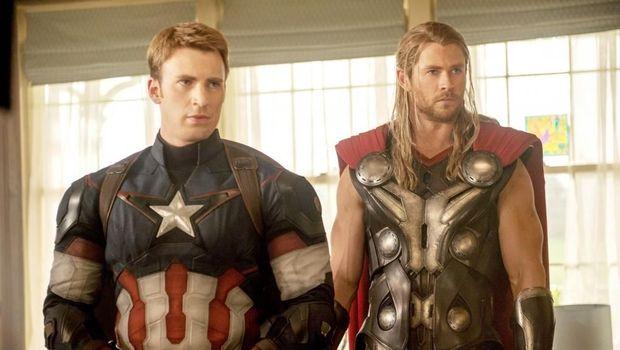 Kemampuan Captain America