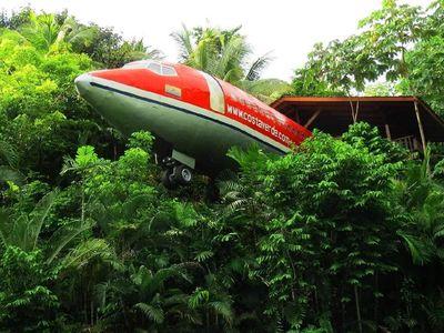 6 Hotel Unik Bertemakan Pesawat, Sudah Pernah ke Sini?