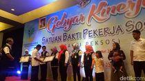 Apresiasi Kinerja, Mensos Naikkan Honor Pekerja Sosial
