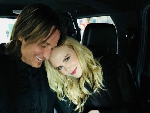 Nicole Kidman dan Keith Urban/