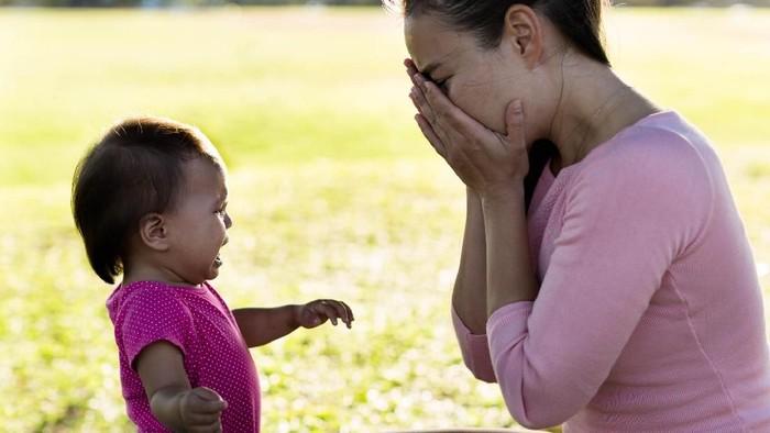 Ketika Bunda Merasa Gagal Jadi Ibu yang Baik/ Foto: Thinkstock