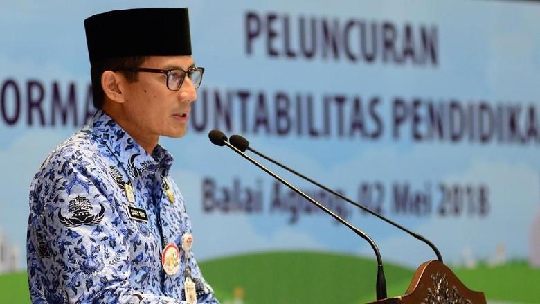 GP Ansor Tolak Ceramah Khalid Basalamah, Sandi Siap Jadi Mediator
