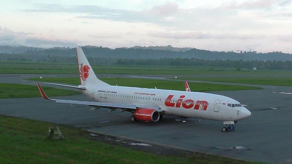 Mengaku Teroris dan Bawa Bom, Penumpang Lion Air Diamankan