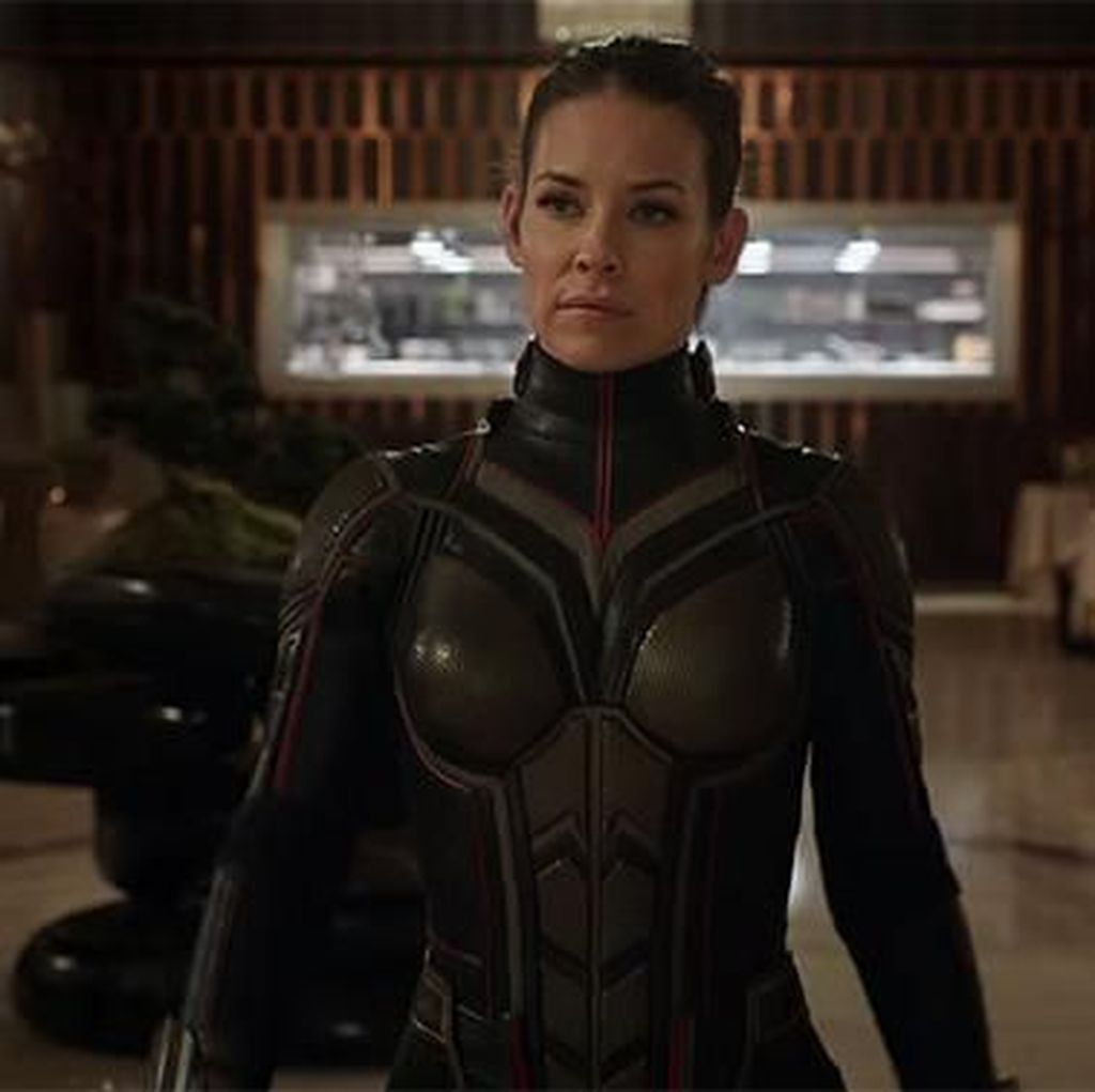 The Wasp Gagal Muncul di Civil War, Evangeline Lilly Bersyukur