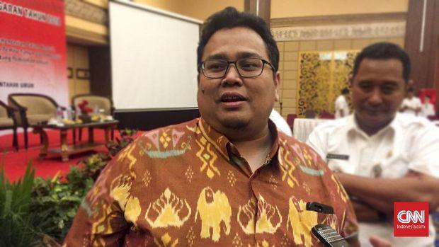 Anggota Bawaslu Rahmat Bagja.