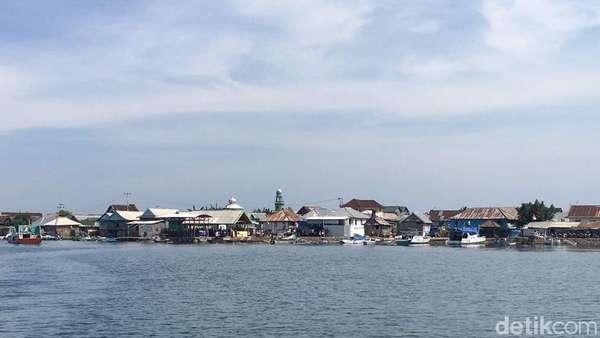 Mengenal Keunikan Pulau Bungin yang Dilanda Kebakaran