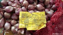 Bawang Merah India Ganggu Harga Lokal, Ini Tanggapan Kementan