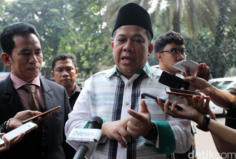 Rusuh di Mako Brimob, Fahri Hamzah Singgung soal Ahok