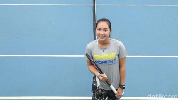 Aldila Sutjiadi Cemerlang di Tenis, Jadi Bintang di Kampus
