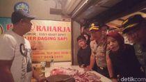 Sidak ke Pasar di Bandung, Polisi Pastikan Harga Pangan Masih Normal