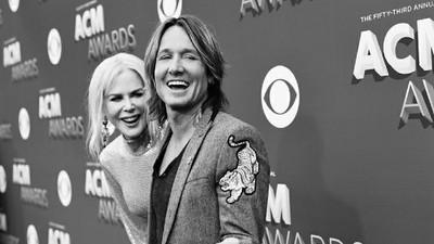 Intip Keromantisan 12 Tahun Pernikahan Nicole Kidman-Keith Urban
