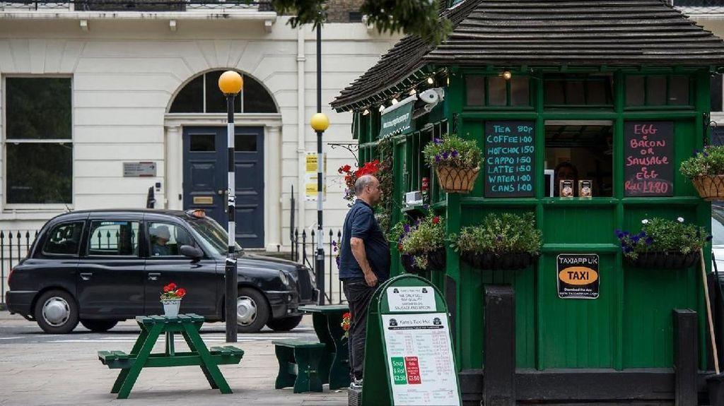 Tempat Penjaga Rahasia London