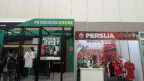 Persebaya Store Sasar Pasaran di Jakarta