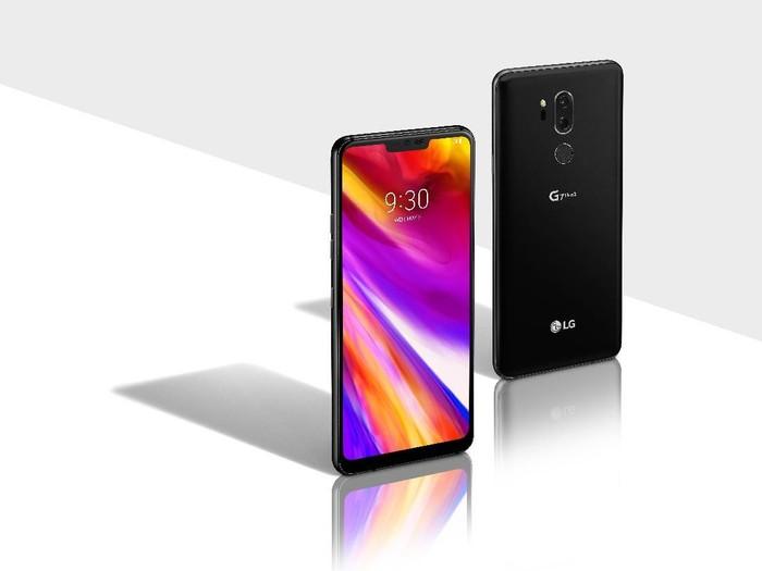 LG G7 Thinq. Foto: LG