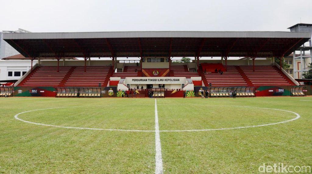 Stadion PTIK Bakal Direnovasi, Bhayangkara FC Ingin Pindah ke Stadion Patriot
