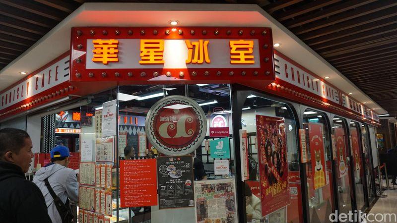 Hong Kong terus berupaya menjadi destinasi wisata yang ramah bagi traveler muslim dengan menyediakan makanan bersertifikat halal. Salah satu makanan yang bersetifikat halal itu adalah roti yang disajikan di Chrisly Inn Cafe. (Kanavino/detikTravel)