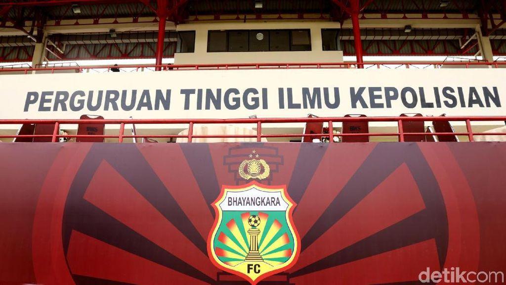 PSSI Hentikan Liga 1 Tanpa Batas Waktu, Bhayangkara FC Menolak