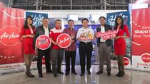 Terbang Perdana Jakarta-Tokyo Narita, AirAsia Tebar Promo