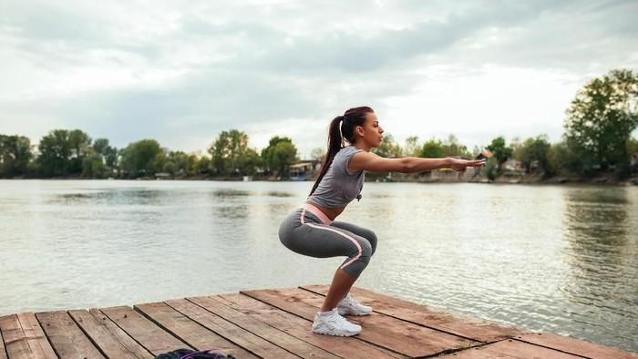 Ilustrasi olahraga di pagi hari. Foto: ilustrasi/thinkstock