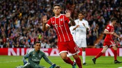 James Rodriguez Tetap di Bayern Munich