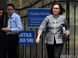 Simpel, Ini Me Time Menteri Keuangan Sri Mulyani Saat Sedang Stres