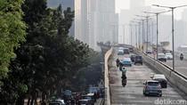 Selama Sepekan, 490 Pemotor Terobos JLNT Casablanca Ditilang
