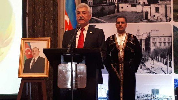 Dubes Azerbaijan untuk RI Tamerlan Garayev