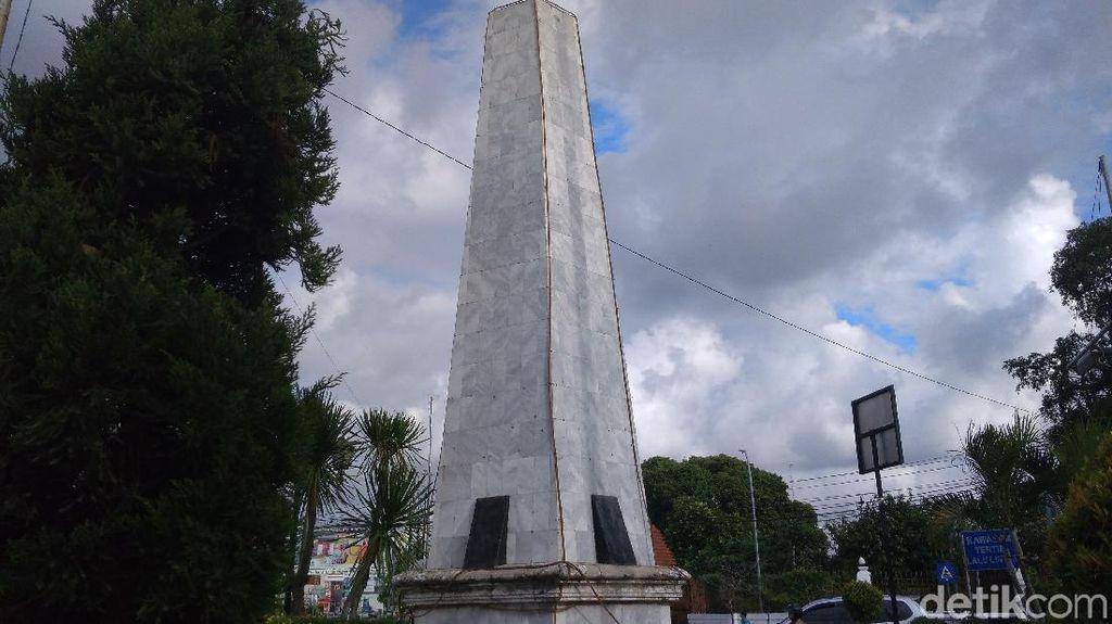 Foto: Histori di Balik Tugu Proklamasi Cirebon