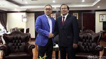 Bertemu Rizal Ramli, Zulkifli Hasan Bahas Pemilu 2019