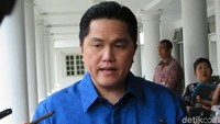 Isu Reshuffle, Erick Thohir: Harus Siap Diangkat dan Dicopot