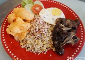Dapur Asia : Semerbak Segar Nasi Goreng Kecombrang dan Sup Dori Ada di Sini