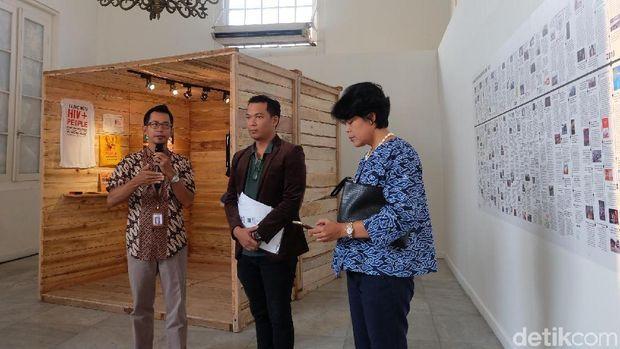 61 Seniman Ramaikan Pameran Seni Rupa Kontemporer 'Manifesto 6.0'