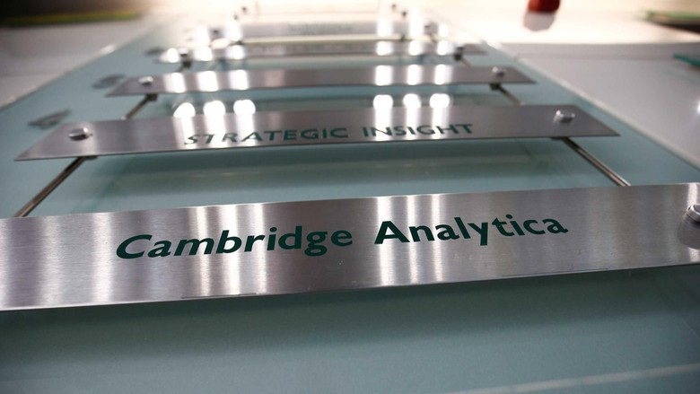 Cambridge Analytica Nyatakan Diri Bangkrut