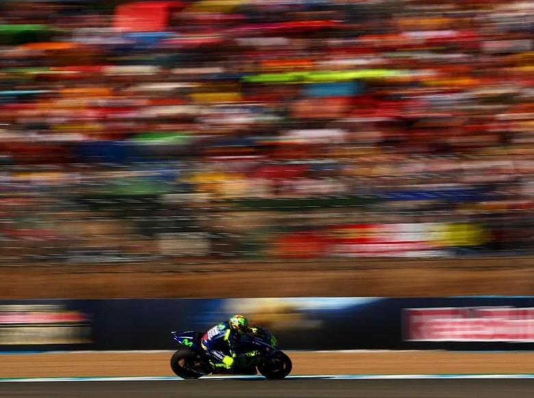 Tonton Live Streaming MotoGP Spanyol di detikSport