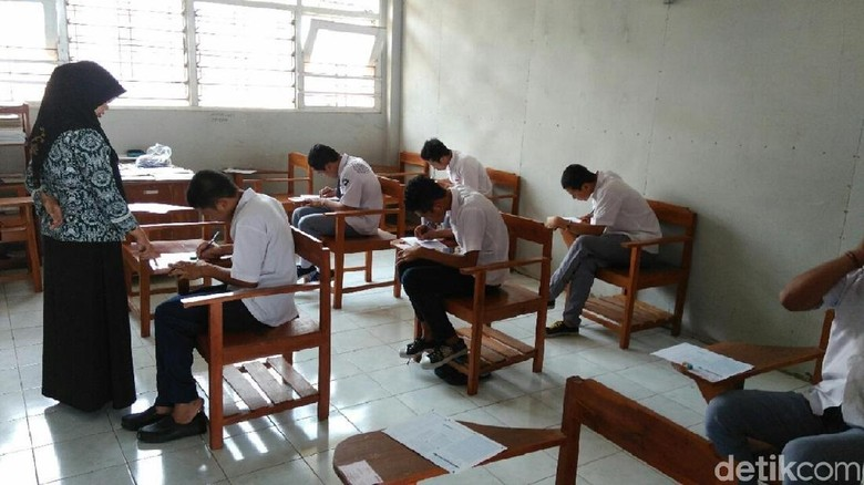 Ikut Ujian SD, Napi Anak di Purworejo Pakai Seragam SMP dan SMA