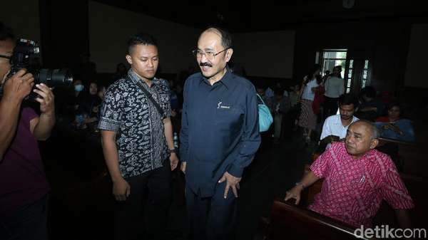 Bantah Sewa Kamar, Fredrich: Cuma Survei Fasilitas RS