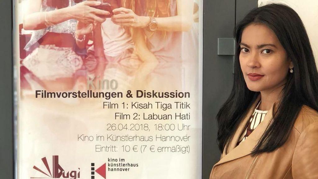 Lewat 2 Filmnya, Lola Amaria Diskusi soal Perempuan di Jerman
