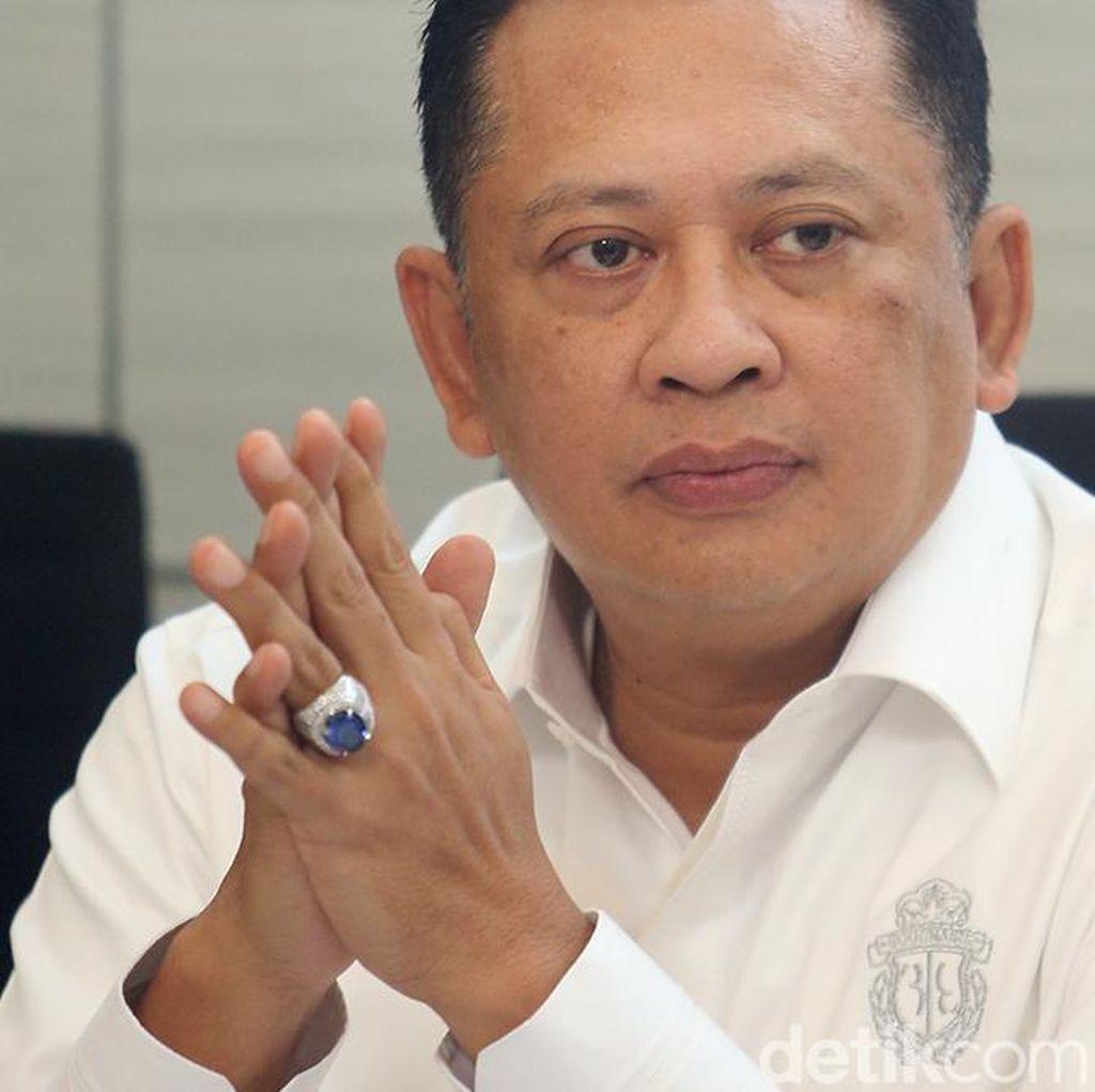 Dinilai Ubah Wajah DPR, Bamsoet Janji Bekerja Lebih Giat