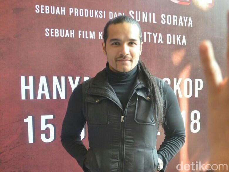 Romy Rafael Lebih Bereksplorasi di Film Target