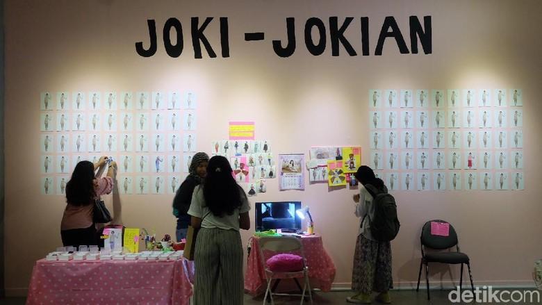 61 Seniman Ramaikan Pameran Seni Rupa Kontemporer Manifesto 6.0