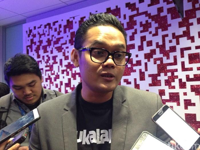 Bayu Syerli Rachmat. Foto: Agus Tri Haryanto/inet