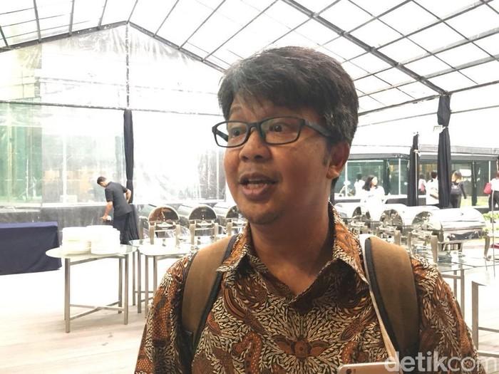 Sekjen Federasi Teknologi Informasi Infonesia (FTII) Irwin Day. (Foto: detikINET/Agus Tri Haryanto)