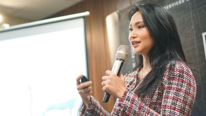 Foto: CEO tanamduit Rini Hapsari