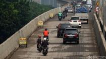 Viral Motor Tak Ditilang di JLNT karena Black Card, Ini Kata Polisi