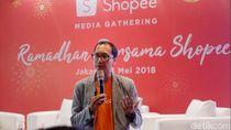 Pesanan di Shopee Melonjak Tiga Kali Lipat Jelang Ramadan