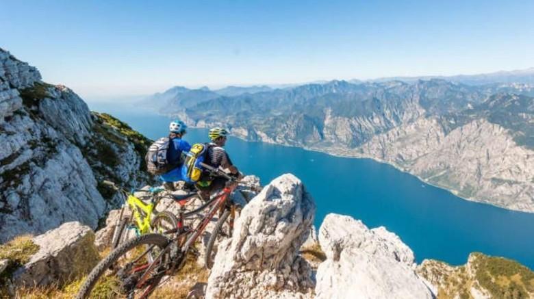 Garda By Bike di Italia (Ronny Ponole/Garda Trentino)
