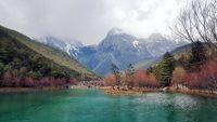 Inilah Danau Paling Romantis di China
