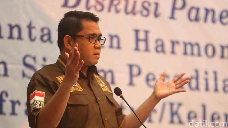 Anggap Arteria Kasar, Sudjiwo Tedjo Desak Megawati Minta Maaf ke Emil Salim