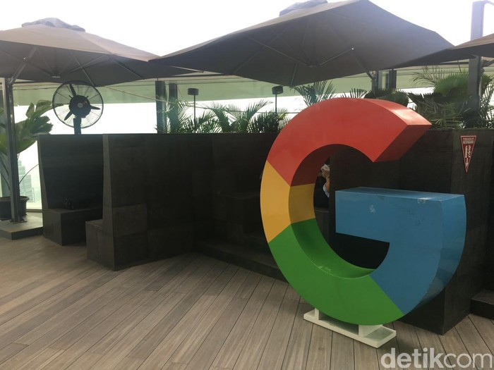 Kantor Google. Foto: detikINET/Agus Tri Haryanto